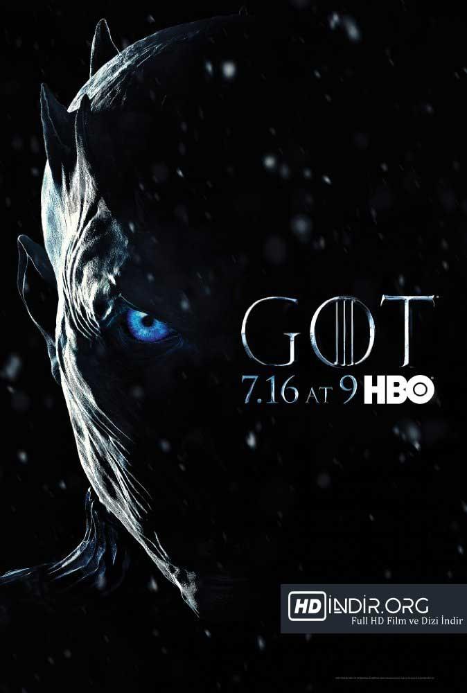 Game Of Thrones 7. Sezon 5. Bölüm Türkçe Dublaj HD İndir