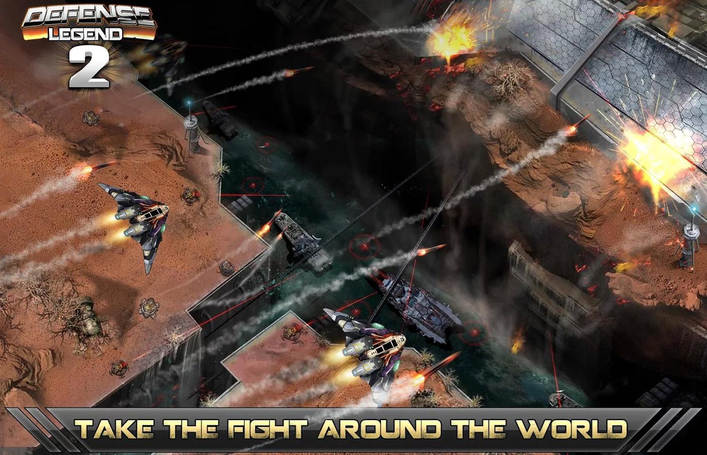 Tower defense-Defense legend 2 Apk (Mod)