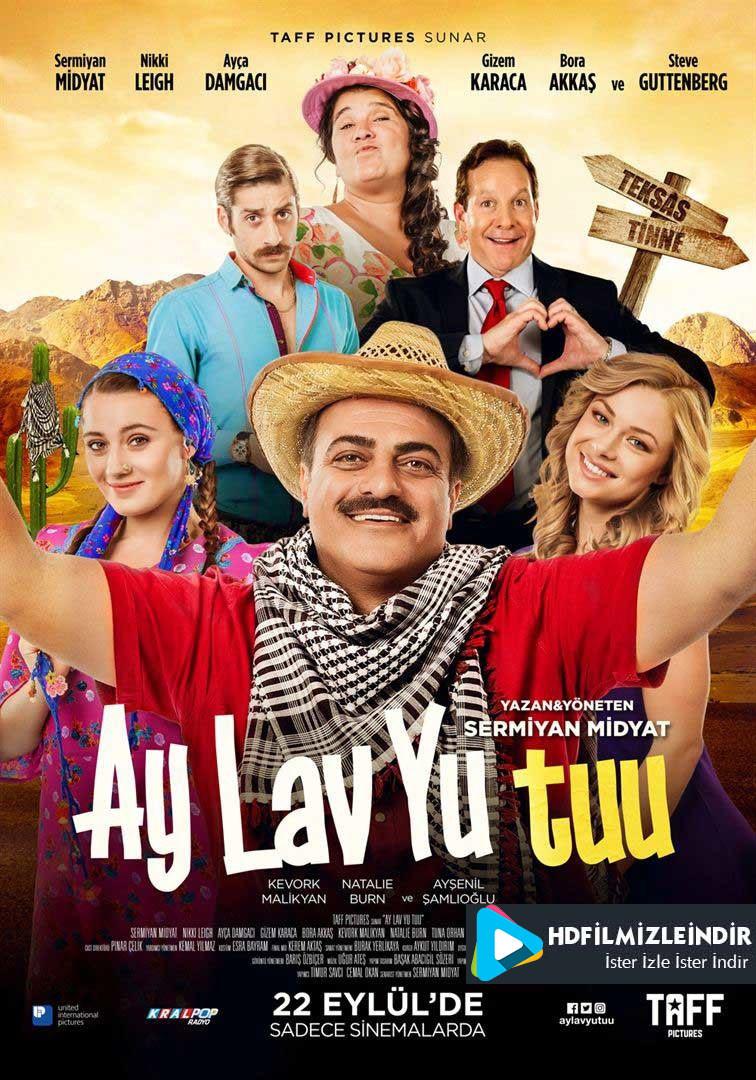 Ay Lav Yu Tuu (2017) Full HD İzle İndir