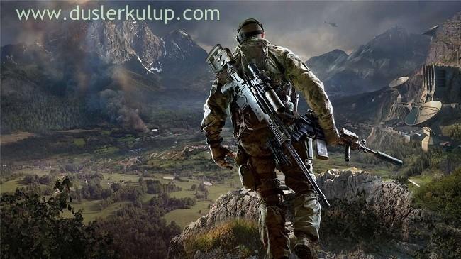 pGonPr Sniper Ghost Warrior 3 2017 Savaş Oyununu Full Son Sürüm İndir