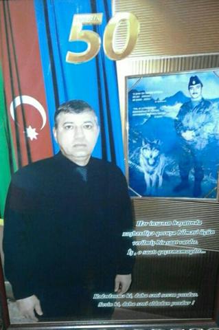 TƏBRIK: İLHAM BEYDULLAYEV - 50