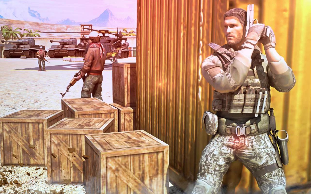 Modern Counter Global Strike 3D Apk