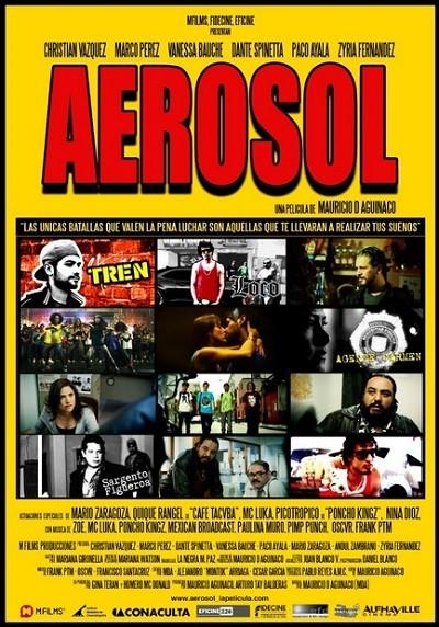 Dans Tutkusu - Aerosol 2015 ( HDTVRip XviD ) Türkçe Dublaj - Tek Link