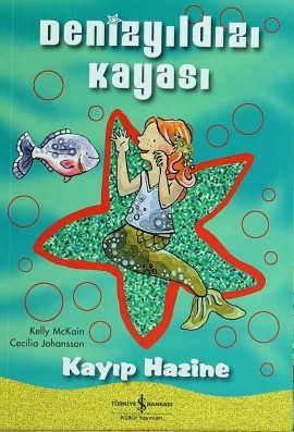 Kelly McKain Denizyıldızı Kayası Kayıp Hazine Pdf