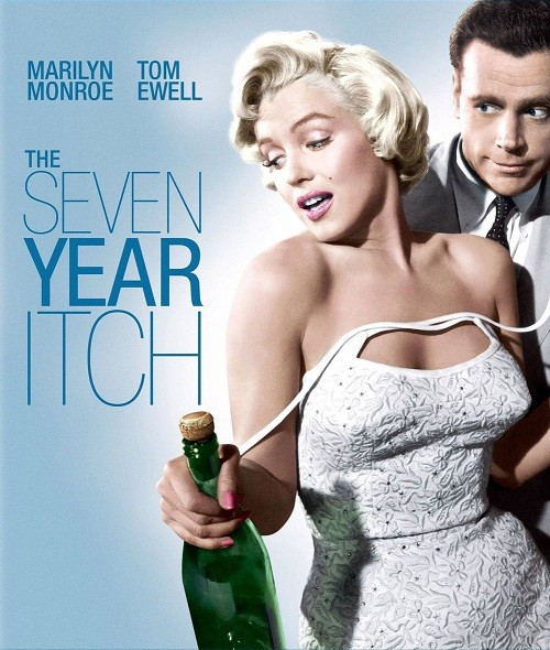 Yaz Bekarı - The Seven Year Itch (1955) - türkçe dublaj film indir