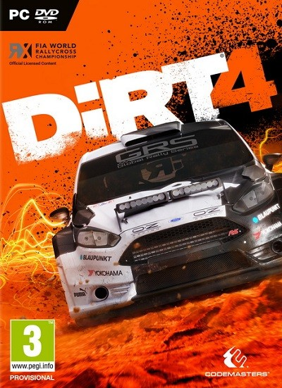 DiRT 4 - RELOADED