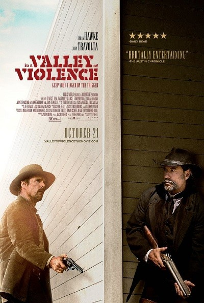 Şiddet Vadisinde - In a Valley of Violence (2016)  m1080p BluRay x264 Türkçe Dublaj - Tek Link