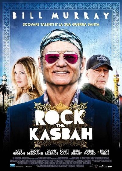 Rock the Kasbah | 2015 | BRRip XviD | Türkçe Dublaj