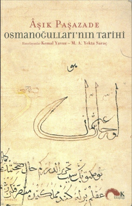 Aşık Paşazade Osmanoğulları'nın Tarihi Pdf