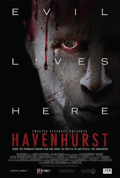 Şeytanın Evi - Havenhurst (2016) türkçe dublaj film indir