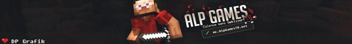 AlpGamesTR Network Minecraft Sunucusu