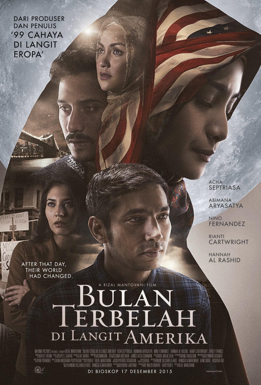 Bulan Terbelah di Langit America / 2015 / Endonezya / Mp4 / TR Altyazılı