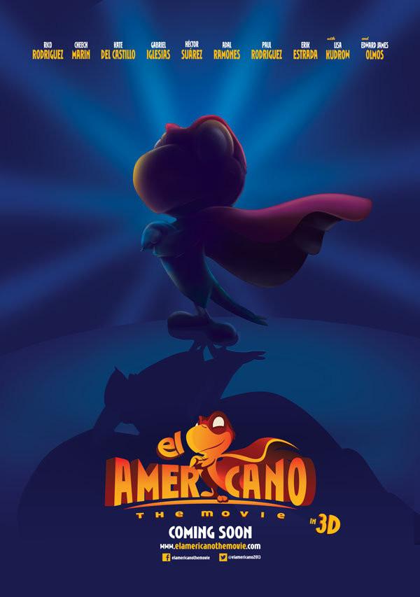 Süper Papağan | El Americano:The Movie | 2015 | BRRip XviD | Türkçe Dublaj