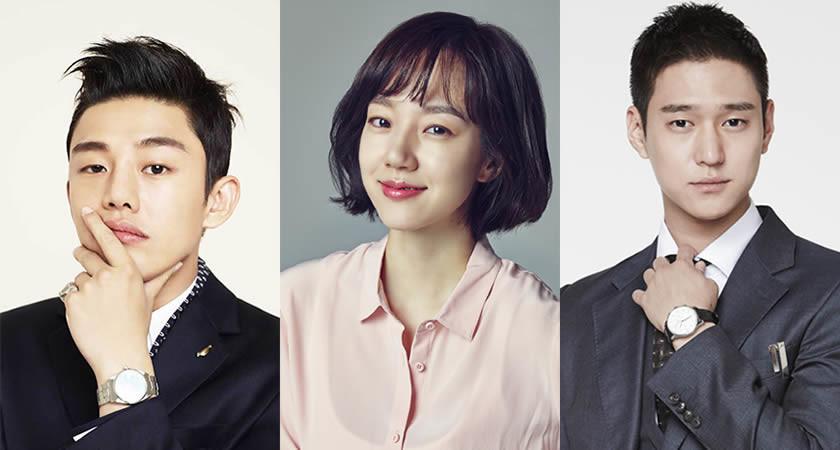 """Lim Soo-Jung ve Go Kyung-Pyo'ya """"Chicago Typewriter""""den Teklif"""