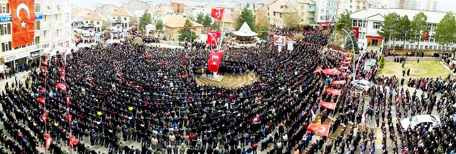 Şehit Polis Emre Horoz Cenaze Merasimi ve Namazı
