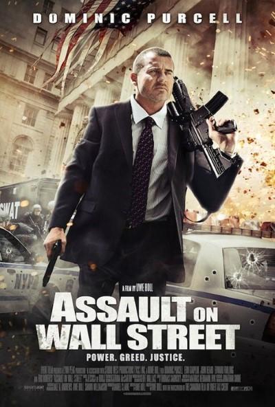 Borsaya Saldırı - Assault on Wall Street (2013) türkçe dublaj film indir