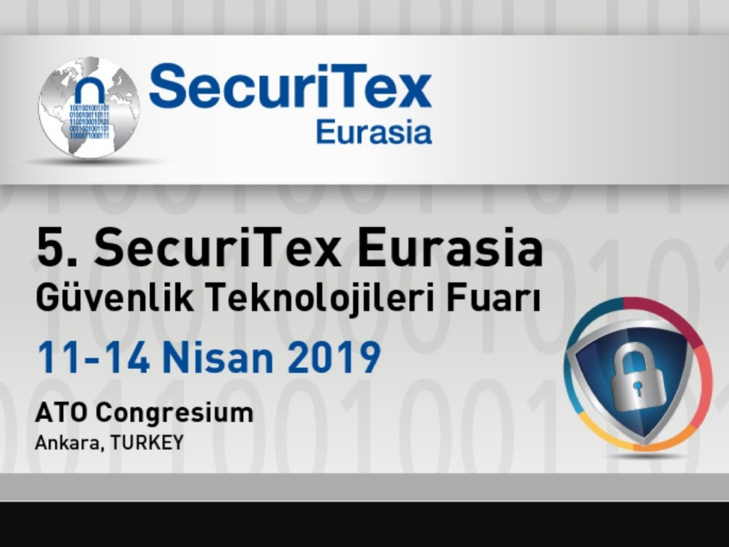 5.Securitex Eurasia 2019 Ankara