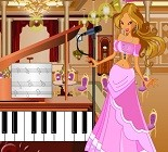 Winx Piyano Oyunu