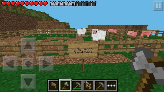 Скачать Minecraft PE 0.17.0 (Полная версия) на Android ...