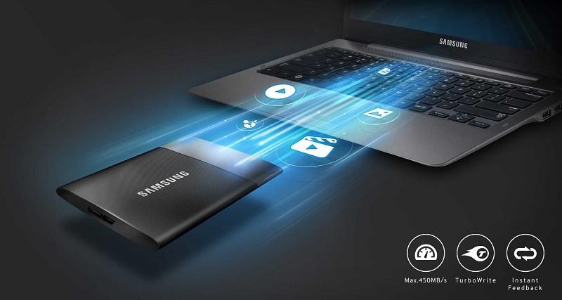 Taşınabilir SSD Fiyatları ve Özellikleri