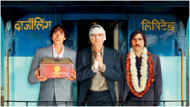 The Darjeeling Limited filmi