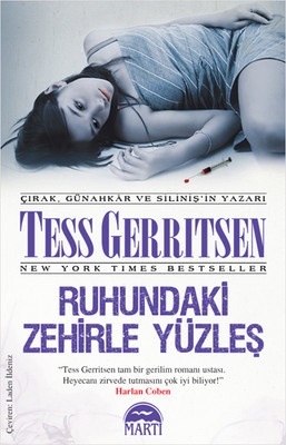 Tess Gerritsen Ruhundaki Zehirle Yüzleş Pdf