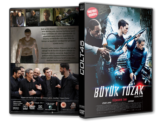 Büyük Tuzak – Colt 45 2014 DVD-5 DuaL TR-EN – Tek Link