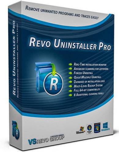 Revo Uninstaller Pro 3.2.1