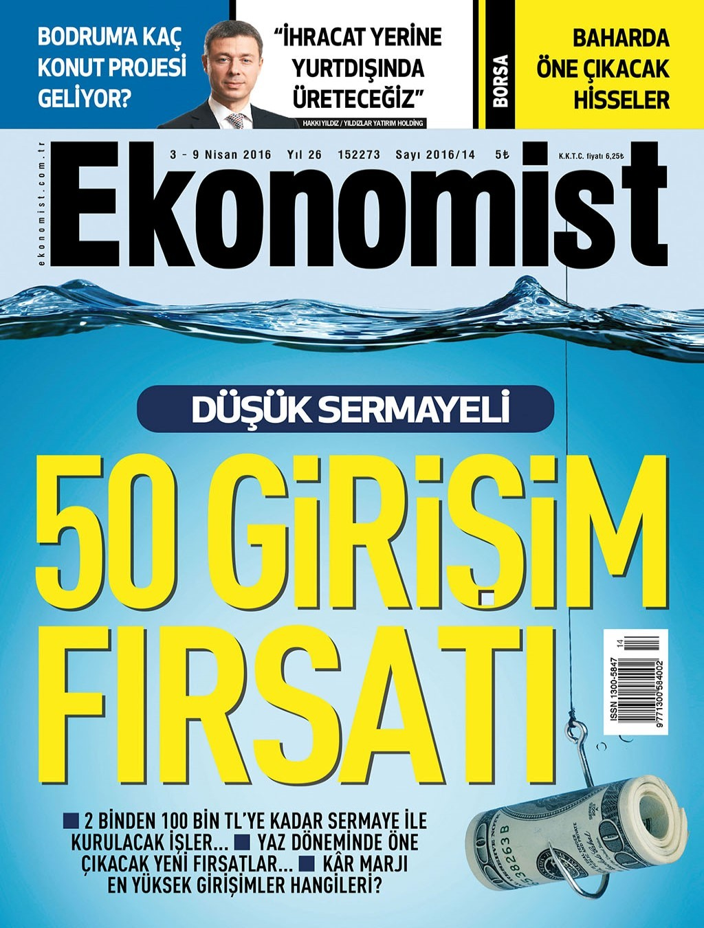 Ekonomist 3 Nisan 2016 PDF Dergi indir