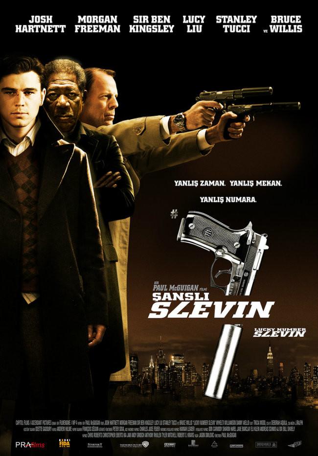 Şanslı Slevin (2006) - hd türkçe dublaj film indir