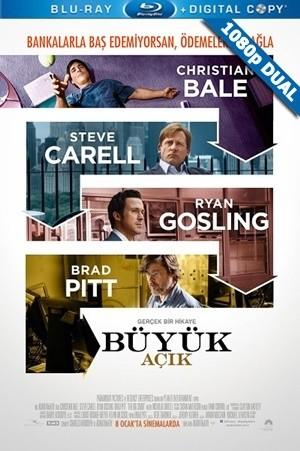Büyük Açık - The Big Short | 2015 | BluRay 1080p x264 | DuaL TR-EN - Teklink indir