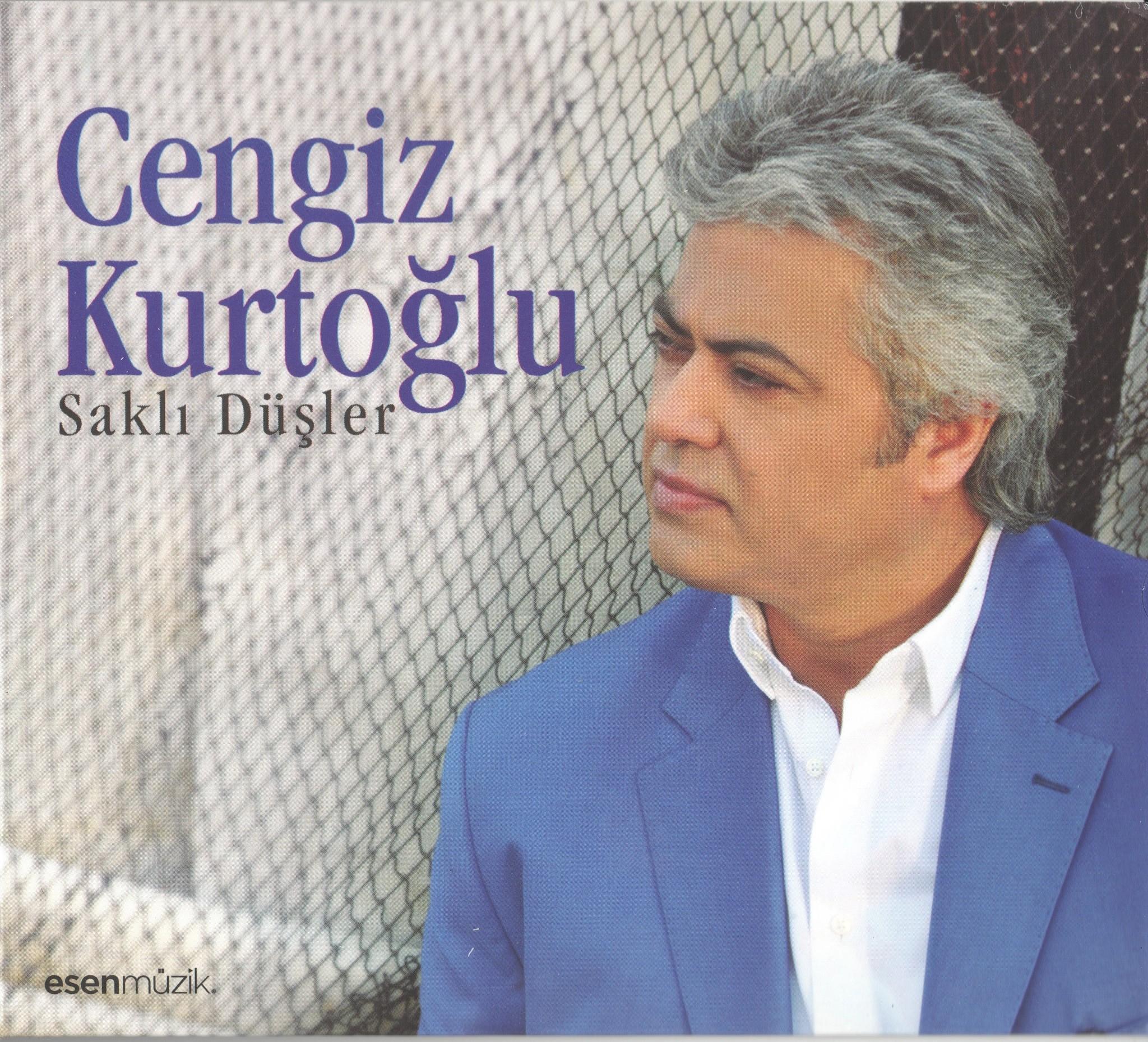 Cengiz Kurto�lu-Sakl� D��ler (2014) -320kbps + full cover
