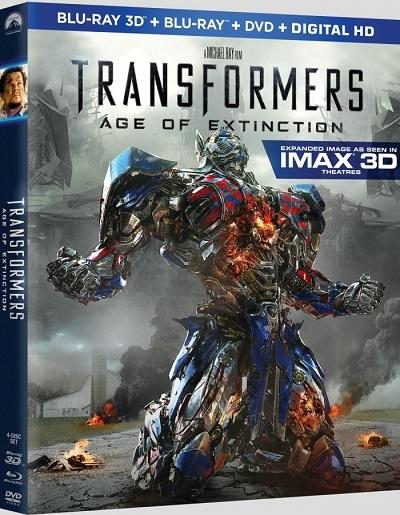 Transformers Kayıp Çağ – Transformers: Age of Extinction 2014 3D HSBS 1080p Bluray x264 Türkçe Dublaj