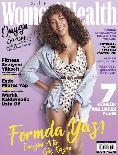 Women's Health Haziran 2019