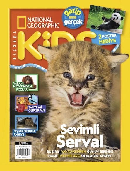 National Geographic Kids Eylül 2019