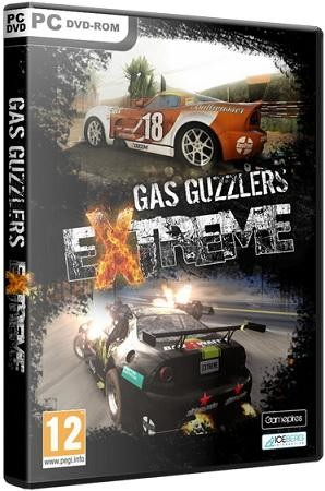 Gas Guzzlers Extreme Gold Pack MULTi11 - PROPHET