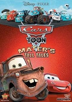 Çizgi Arabalar Materin Abartılı Hikayeleri - 2008-2010-Türkçe Dublaj DVDRip indir