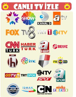 tv kanalları canlı izle