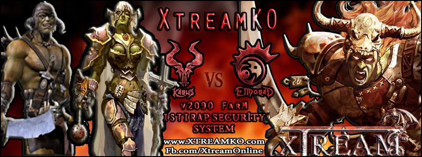XTREAMKO.COM [v2090 Farm Server] �ST�RAP SYSTEM 22 TEMMUZ 20:00 OFF�C�AL