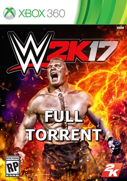 WWE 2K17 Xbox 360 [TORRENT] İndir [Region Free] [FULL-ISO-ÇIKTI]