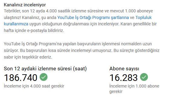 youtube 4000 saat ile ilgili görsel sonucu