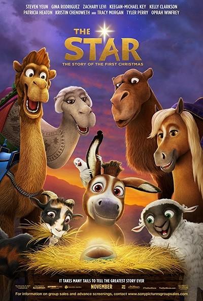 Star - The Star 2017 Türkçe Dublaj BRRip XviD