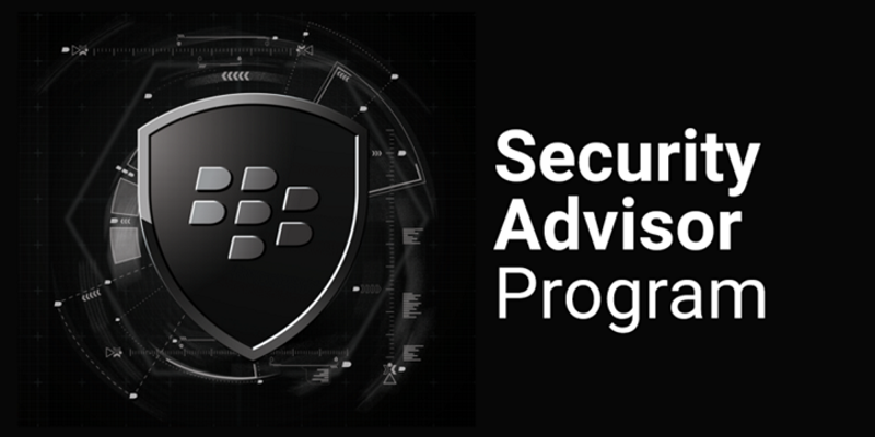 BlackBerry, SHIELD Advisor Programını Duyurdu!