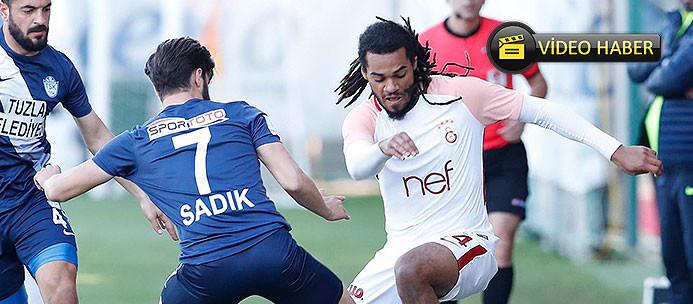 İşte Galatasaray'ın 5 gollü galibiyetinin özet görüntüleri!