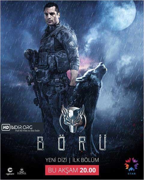 Börü 4. Bölüm indir (21 Mart 2018) Yerli Dizi Full HD