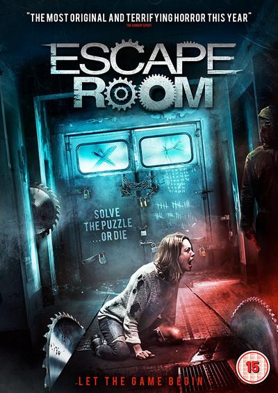 Kaçış Odası - Escape Room 2017 (BRRip - m1080p) Türkçe Dublaj - okaann27