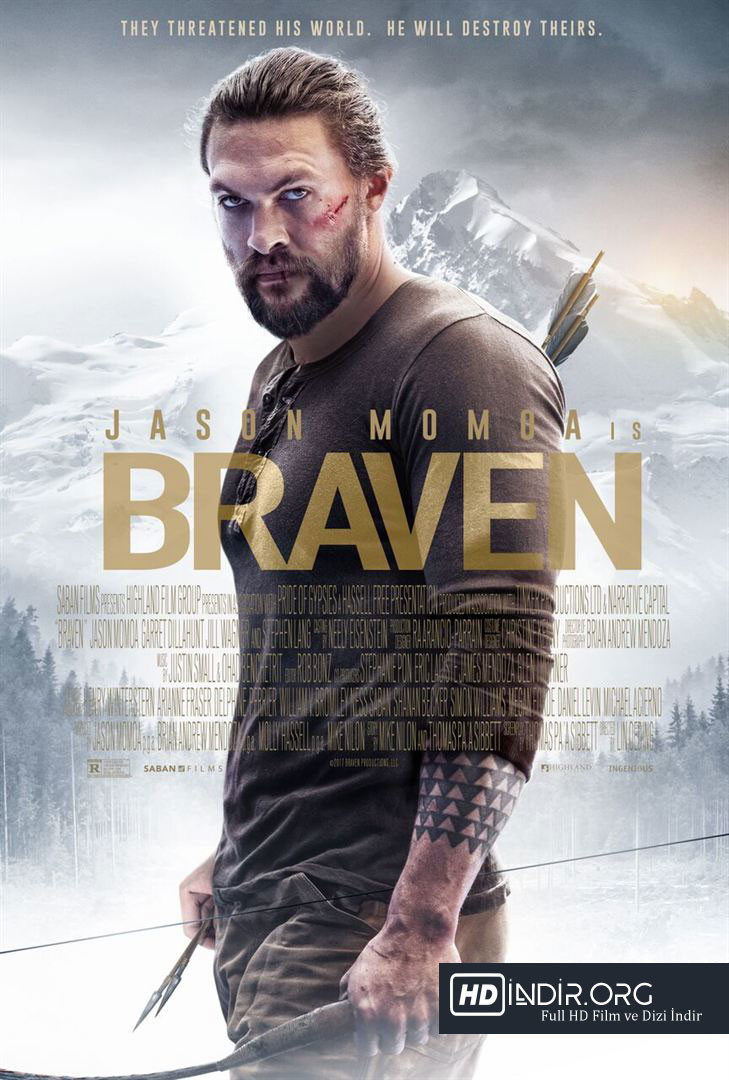 Braven (2018) m1080p DUAL Bluray HD indir
