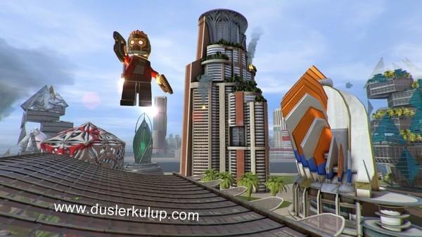 Lego Marvel Super Heroes 2 Pc Oyunu Son Sürüm İndir