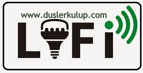 li-fi internet teknolojisi hakkında genişçe bilgi