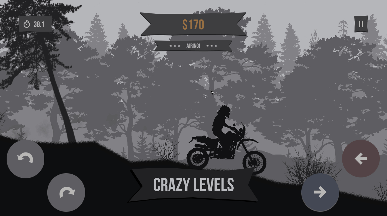 Smashable 2: Xtreme Trial Motorcycle Racing Game Apk İndir